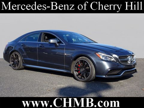 Certified Pre-Owned 2016 Mercedes-Benz CLS AMG® CLS 63 S-Model